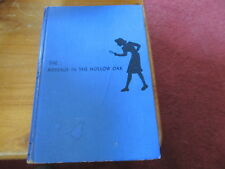 Nancy Drew the Message in the Hallow Oak VINTAGE BOOK 1935