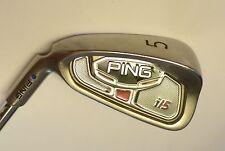 Left Handed Ping i15 Blue Dot 5 Iron AWT Regular Steel Shaft