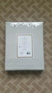 """Kate Spade Larabee Dot~Tan Cotton/Poly Rectangular Tablecloth 60""""x102""""~8 Napkins"""