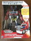 ransformers Robots In Disguise Weaponizer Optimus Prime NEW