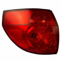 P.2006 2007 2008 2009 2010 Fits For TY Sienna Tail Light Left Driver Side