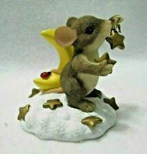 Fitz & Floyd Charming Tails Figurine You Are My Shining Star 97/11