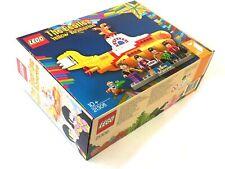 Lego 21306 The Beatles Yellow Submarine Mint Condition Sealed Box