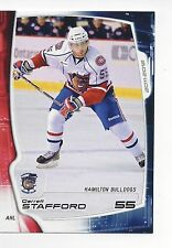 2011-12 Hamilton Bulldogs (AHL) Garrett Stafford (Ässät)