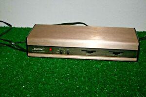 Vintage Bose 901 Series V Active Equalizer