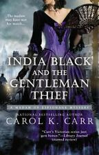 India Black and the Gentleman Thief (A Madam of Espionage Mystery) - VeryGood -