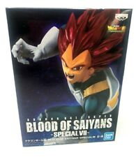 OEM Super Saiyan God Vegeta Blood of Saiyans Dragon Ball Super Banpresto Statue