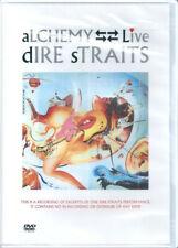 DIRE STRAITS, ALCHEMY - DIRE STRAITS LIVE, DVD-VIDEO, EU 2010, NTSC (SEALED)