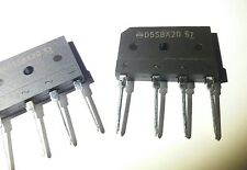 D5SBA20 BRIDGE RECTIFIERS (2pcs)