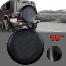 "18inch Universal Spare Tire Cover Soft black Wheel Tire Cover 34""-35"""