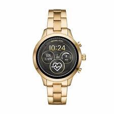 Genuine Michael Kors Women's Access Runway Gold Smartwatch - MKT5045