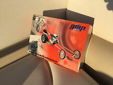 1:18 GMP 1962 Greer Black Don Prudhomme The Snake Orange NHRA Top Fuel Dragster