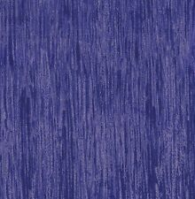 Quilt Fabric: 100% Cotton, Color Wave, Purle Cwa-07 Blender By The Yard