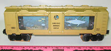 Lionel New 6-16681 Animated Aquarium car