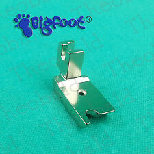 "1/4"" PIPING FOOT SHORT SHANK FITS DOMESTIC BROTHER,SINGER,JANOME,ELNA,TOYOTA,ETC"