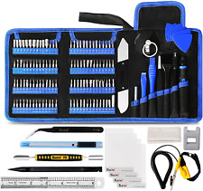 139 in 1 Pro Repair Toolkit Electronics Computer Smartphone Tablet Repair Kit