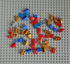 Lego Burg Festung Castle Dach Stein First Flagge Fahne Bunt (11)