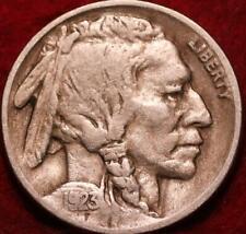1923 Philadelphia Mint  Buffalo Nickel