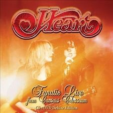 Fanatic Live from Caesars Colosseum Heart CD LTD DIGIPAK