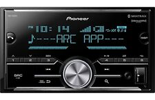 Pioneer MVH-S600BS RB Double DIN MP3/WMA Digital Media Player Bluetooth MIXTRAX