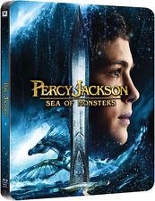 Percy Jackson: Sea of Monsters (Blu-ray 3D+Blu-ray)(3D+2D/STEELBOOK/Region Free)