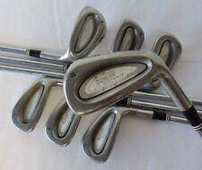 Cleveland TA3 4-PW Iron Set Right Dynamic Stiff Shaft Steel Lamkin