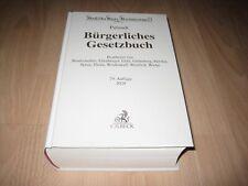 Palandt, Bürgerliches Gesetzbuch - BGB / 79. Auflage 2020 Palandt, Otto und Brud