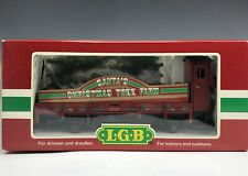 Lehmann Gross Bahn LGB The Big Train Santas Christmas Tree Farm #41120 w Box TCK