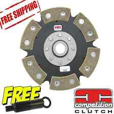 Honda CRX 1.5 1.6 D16Y D16ZC Competition Clutch 6 Puck Solid 99698-0620 Stage4