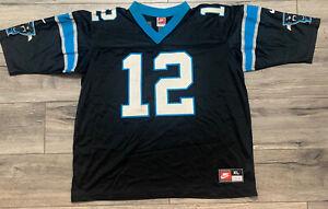 Carolina Panthers #12 KERRY COLLINS NIKE NFL FOOTBALL JERSEY MENS - XL USA
