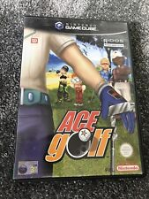 ACE GOLF, NINTENDO GAMECUBE, COMPLETE - ACCEPTABLE - GAME CUBE