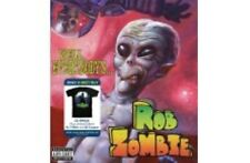 Rob Zombie cd single w/ XL t-shirt Well, Everybody's... best buy white global sh