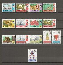 More details for bahamas 1976-79 sg 460/73 mnh cat £35