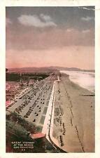 California, CA, San Francisco, Great Highway at the Beach Postcard