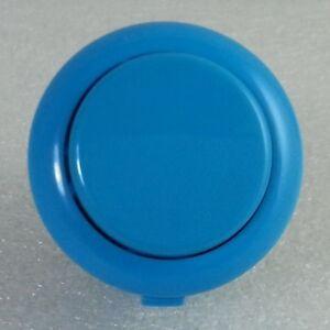 Japan Sanwa Blue Start Buttons x 1 pc OBSF-24-B Video Arcade Parts