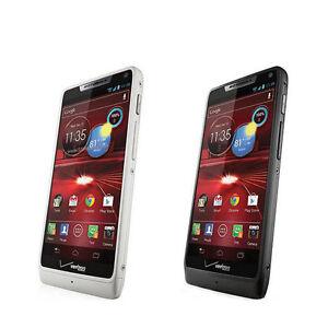 "Unlocked Original Motorola DROID RAZR M XT907 Mobile Phone 4.3"" 8GB ROM 8MP GPS"