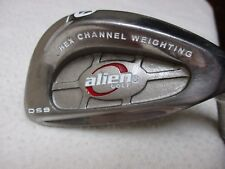 //Alien Golf Hex Channel Weighting DS9 #9 Iron - Right Hand - Men's - #524