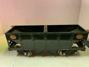Lionel Standard Gauge - 216 Green Hopper B