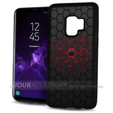 ( For Samsung S9 ) Back Case Cover AJ10501 Abstract Cell