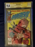 Daredevil #181 9.6(Apr 1982, Marvel) signed by frank Miller and Klaus janson