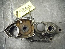 1988 KAWASAKI TECATE 4 LEFT SIDE ENGINE MOTOR CRANK CASE 93GB
