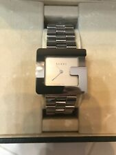 c16d4fe3d44 GUCCI G 3600M Mens Watch - silver dial stainless steel