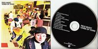 FIELD MUSIC Tones Of Town 2006 UK 11-track promo CD