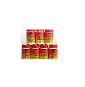BONVIT Natural Henna Herb Colour hair tint 11 shades Lawsonia inermis Indigo