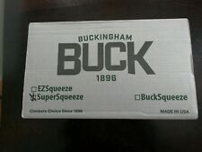 Buckingham SuperSqueeze Lineman Safety Strap Model 488Wq4 Brand New With Box 🔥