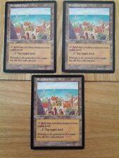 Magic The Gathering Cards - Mercadian Masques - Rishadan Port x 3