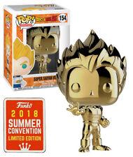 Funko Pop - Super Sayan Vegeta Gold - SUMMER CONVENTION !