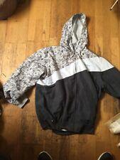 Mckenzie Hooded Zip Lightweight Jacket Mens Coat L