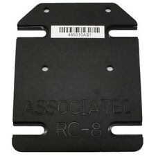 Associated RC8 1/8th Scale Brushless Motor Conversion Motor Plate by Novak 5060