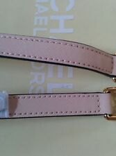Michael Kors Gold Ballet Pink Saffiano Replacement Shoulder Crossbody Strap 45""